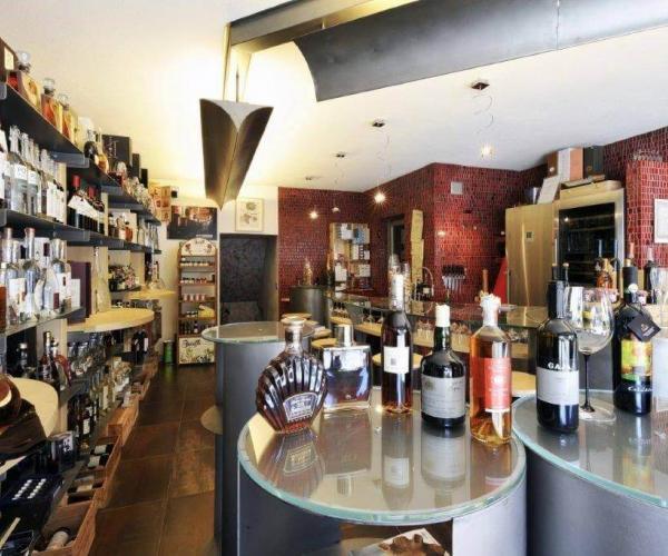 selezione di vini a Livigno