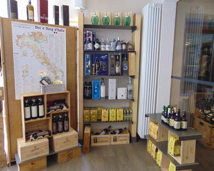 Enoteca - gallery vini