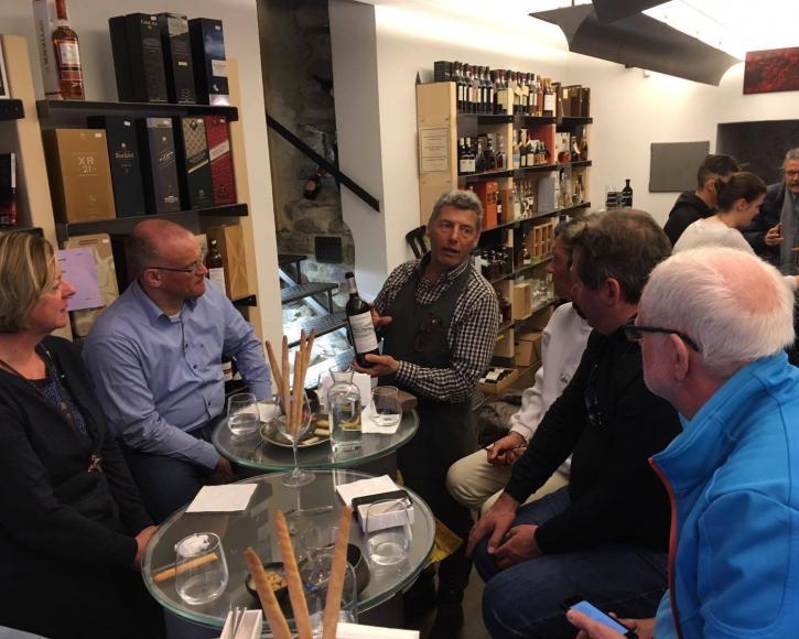 Degustazione vini a Livigno